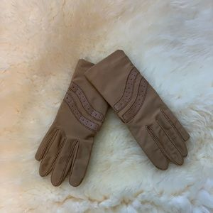 Vintage Driving Gloves one size